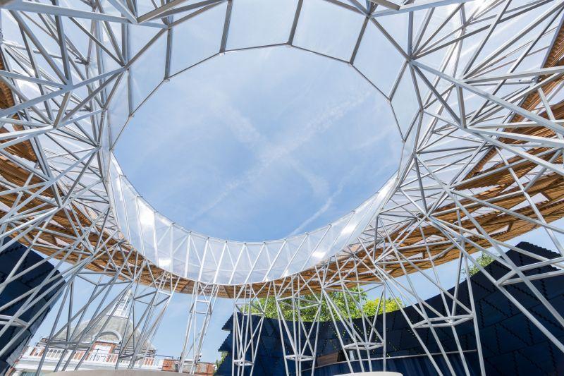 Serpentine Pavilion 2017 Designed By Francis K 233 R 233 Civic