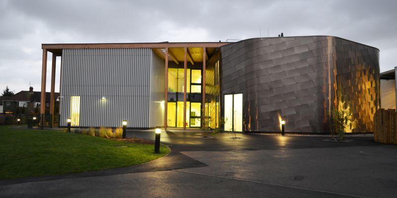Ravenor Primary School Expansion Civic Trust Awards